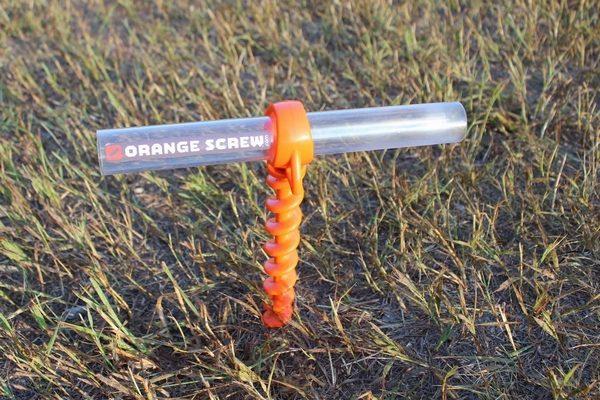 Peg screw alternative