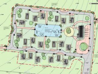 Bespoke Pods plan for Theme Park
