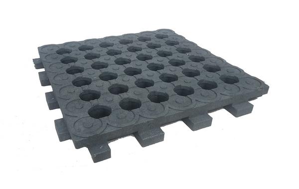 mud control concrete alternative