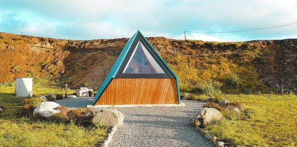Sperrin View Glamping accommodation