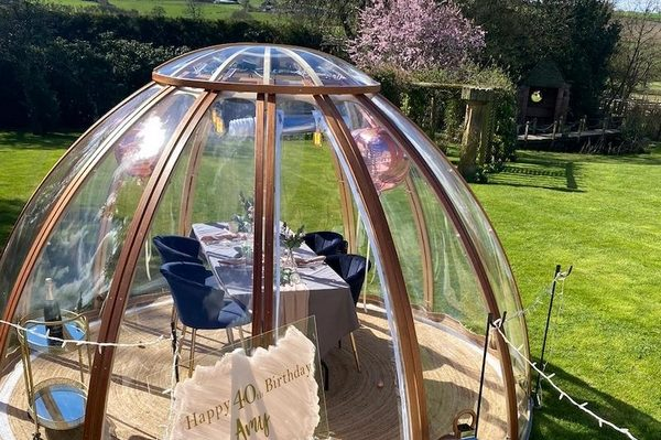 Unidome roof system