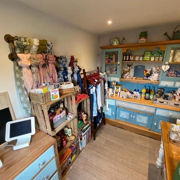Hedgerow accommodation kitchen