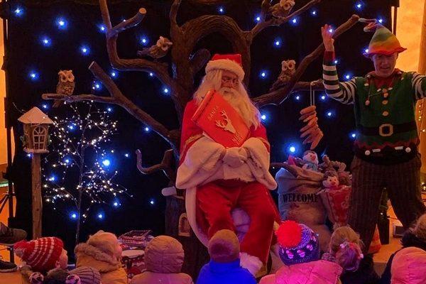 Believe Christmas performance