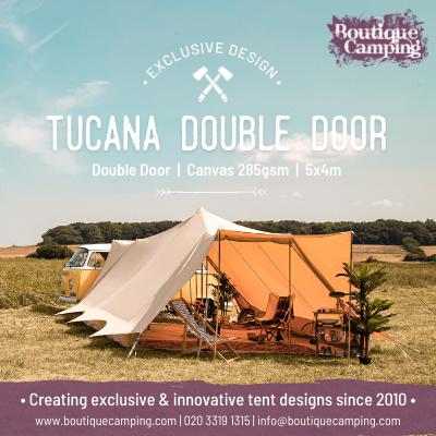 Tucana Double Door Tent