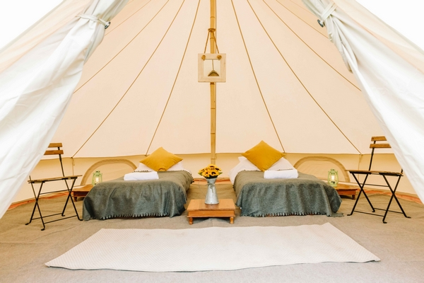 ZooBells tent