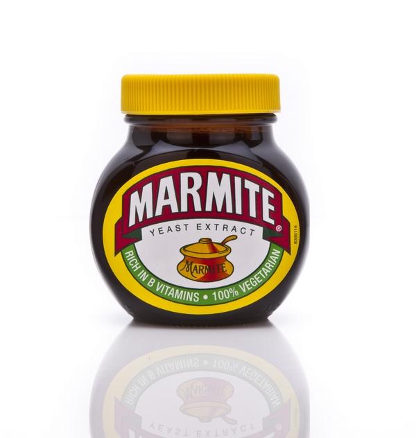 Pot of marmite