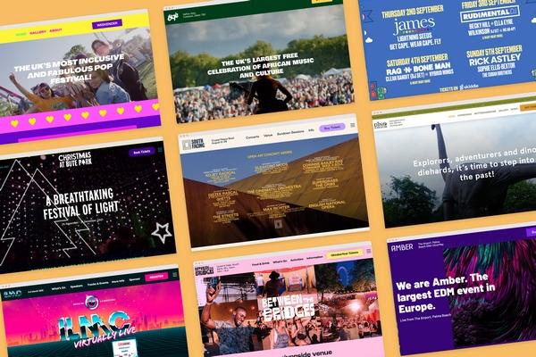 Festival Websites