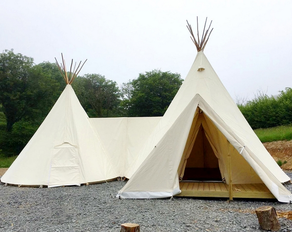 Conjoined Tipi