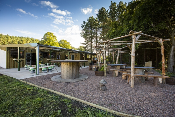 Cheviot Brewery and Glamping