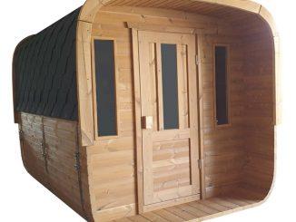 The New Duet Sauna
