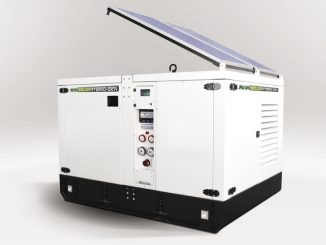 Solar-Hybrid Generator