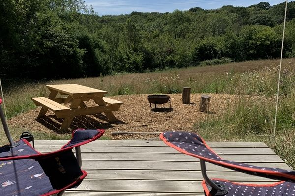 Star Field Camping chairs
